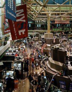 Börse von innen