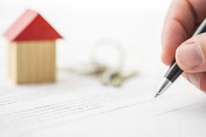 Hauskauf Vertrag