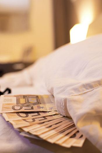 geld-kopfpolster