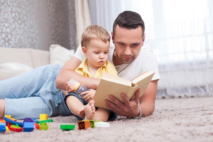 väter-kinderbetreuung