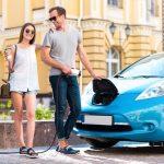 Förderung von Elektroautos 2017