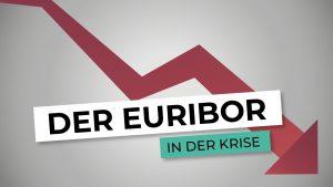 EURIBOR Coronakrise